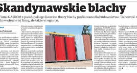 Artykuł w Głosie Dziennik Pomorza